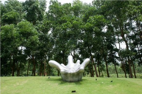 'Art In The Forest' Flamingo Dai Lai – diem den ly tuong nhung ngay thu - Anh 14