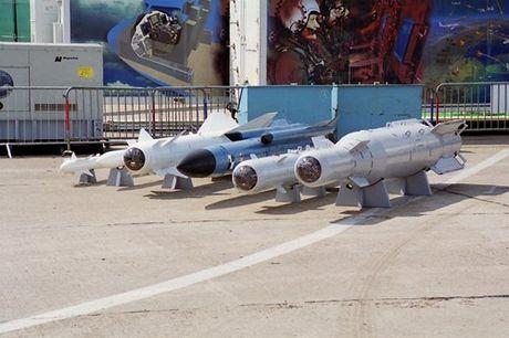 May bay Su-25M3 duoc Nga hien dai hoa moi thanh manh thu cuong kich 'khung' - Anh 2