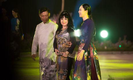 Dan nghe si gao coi cua dien anh Viet trinh dien ao dai - Anh 3
