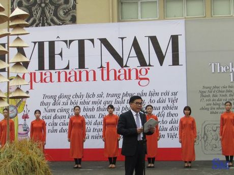 Festival ao dai Ha Noi: diem den van hoa nhung ngay cuoi tuan - Anh 2