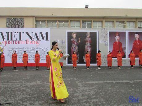 Festival ao dai Ha Noi: diem den van hoa nhung ngay cuoi tuan - Anh 5