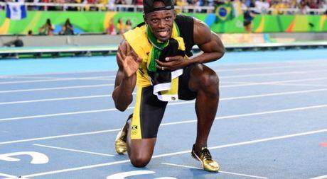 Usain Bolt cong bo lo trinh giai nghe - Anh 1