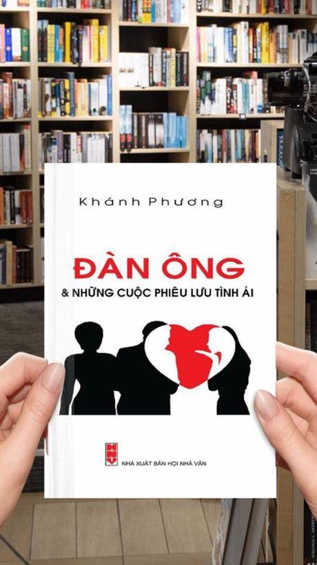 Doi dieu ve cuon sach 'Dan ong & Nhung cuoc phieu luu tinh ai' - Anh 1