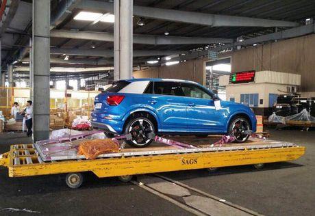 SUV nho Audi Q2 hoan toan moi bat ngo ve Viet Nam - Anh 1