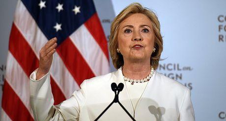 WikiLeaks tiet lo: Ba Clinton se bao vay Trung Quoc bang he thong ten lua - Anh 1