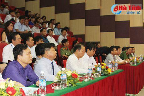 Lien hoan PT-TH Ha Tinh lan thu XX vinh danh 20 tac pham - Anh 1
