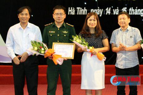 Lien hoan PT-TH Ha Tinh lan thu XX vinh danh 20 tac pham - Anh 2
