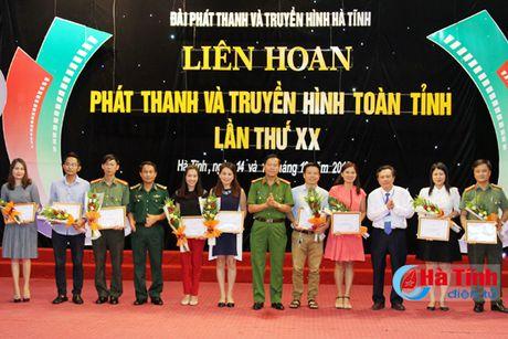 Lien hoan PT-TH Ha Tinh lan thu XX vinh danh 20 tac pham - Anh 4