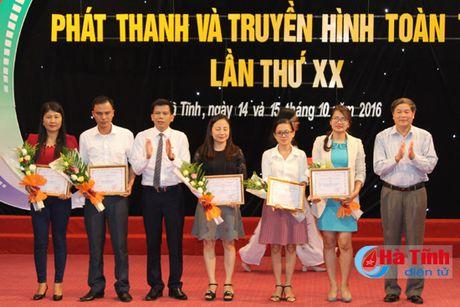 Lien hoan PT-TH Ha Tinh lan thu XX vinh danh 20 tac pham - Anh 5