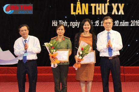Lien hoan PT-TH Ha Tinh lan thu XX vinh danh 20 tac pham - Anh 6