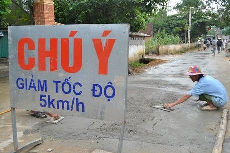 Chu dau tu ho 3,3 ty, dan noi chi 700 trieu dong cho doan duong 1,2km - Anh 2