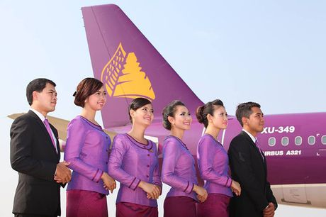 Cambodia Angkor Air mo duong bay moi giua Ha Noi - Siem Riep - Anh 1