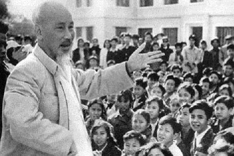 Tu tuong Chu tich Ho Chi Minh ve cong tac dan van - Anh 1