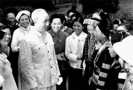 Tu tuong Chu tich Ho Chi Minh ve cong tac dan van - Anh 3