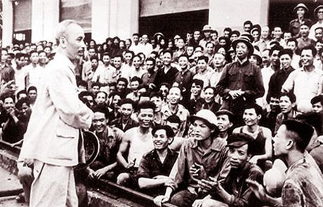Tu tuong Chu tich Ho Chi Minh ve cong tac dan van - Anh 5