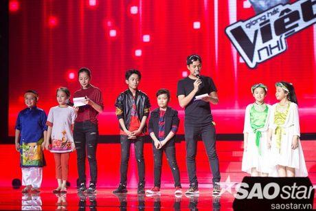 Liveshow 5 Giong hat Viet nhi 2016: Cho doi nhung tiet muc song ca! - Anh 16