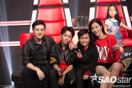 Liveshow 5 Giong hat Viet nhi 2016: Cho doi nhung tiet muc song ca! - Anh 20