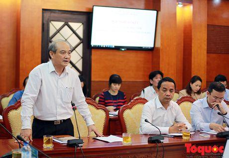 Bo truong Nguyen Ngoc Thien: Tao dot pha trong the thao bang giao duc dao duc, xay dung tinh chuyen nghiep cho cac VDV - Anh 2
