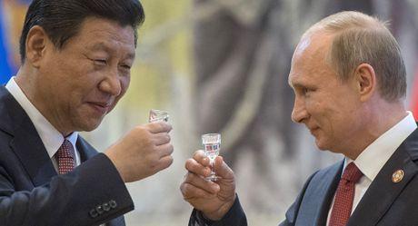 Tap Can Binh va Vladimir Putin: moi tinh huynh de nong duom - Anh 5
