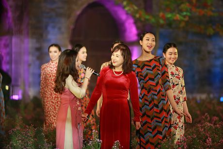 Festival Ao dai 2016: Ton vinh ve dep truyen thong - Anh 2