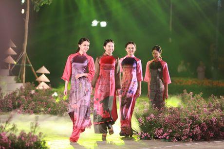 Festival Ao dai 2016: Ton vinh ve dep truyen thong - Anh 3