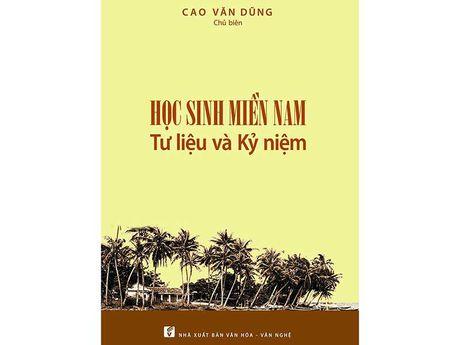 Sach ve cong dong 'hoc sinh mien Nam' sap ra mat - Anh 1