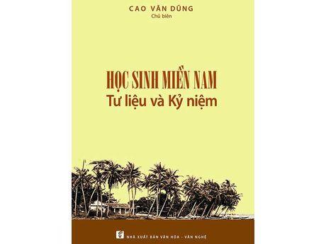 Sach ve cong dong 'hoc sinh mien Nam' sap ra mat - Anh 2