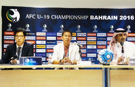 HLV U19 Viet Nam: 'Ai bao chung toi la lot duong' - Anh 1