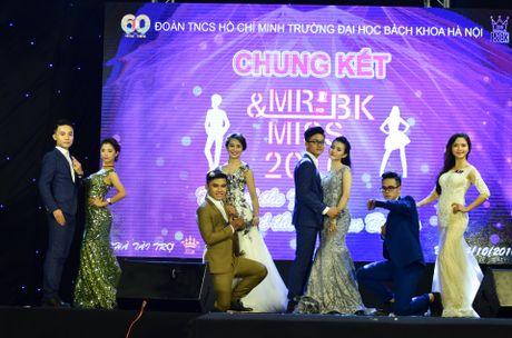 Cap sinh vien dep nhat Dai hoc Bach Khoa Ha Noi - Anh 1