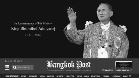 Mang xa hoi Thai dong loat tuong niem quoc vuong Bhumibol - Anh 6