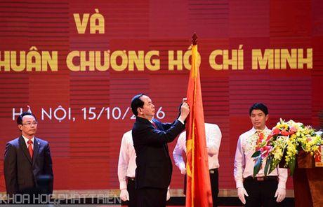 Dai hoc Bach khoa HN: 60 nam, 190 nghin cu nhan, 14 nghin thac si va hon 800 tien si - Anh 1