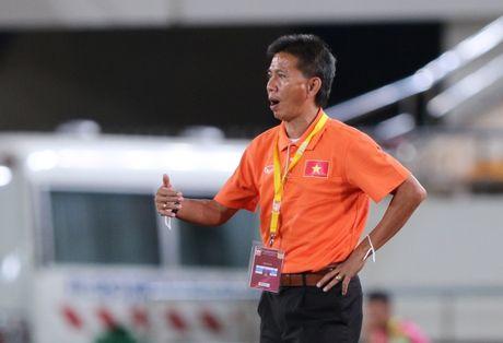 HLV Hoang Anh Tuan: U19 Viet Nam khong di 'lot duong' - Anh 1