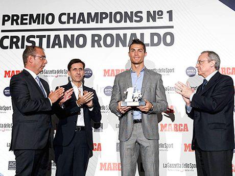Cristiano Ronaldo: 'Gianh not FIFA Club World Cup, toi se co mot nam hoan hao' - Anh 1