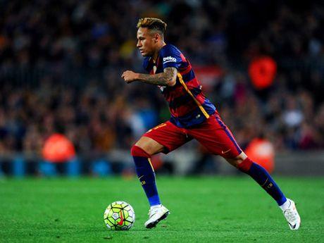 Maradona: 'Toi rat thich xem Neymar choi bong. Messi chua the la hien tuong' - Anh 3