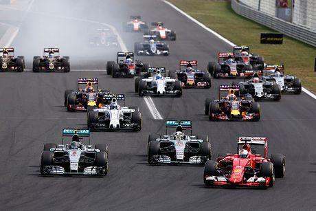 F1: Vai giay dau quyet dinh tat ca - Anh 1