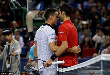 Djokovic thua 'soc' tai Ban ket Thuong Hai Masters - Anh 2