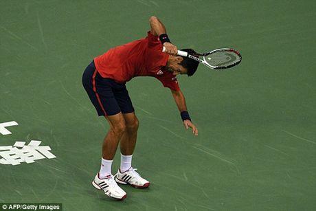 Djokovic thua 'soc' tai Ban ket Thuong Hai Masters - Anh 3