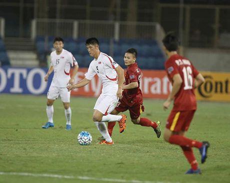 Chum anh: U19 Viet Nam 'tao dia chan' khi danh bai a quan giai chau A - Anh 3