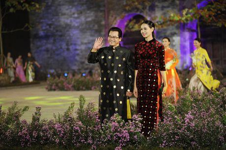 Giai nhan man anh Viet hoi ngo tai Festival ao dai Ha Noi 2016 - Anh 4