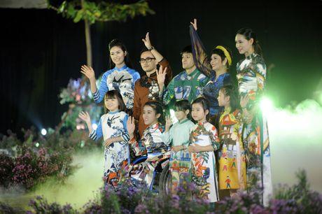 Giai nhan man anh Viet hoi ngo tai Festival ao dai Ha Noi 2016 - Anh 6
