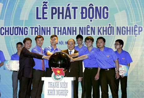 Thu tuong 'mo long' voi sinh vien ve khoi nghiep - Anh 2
