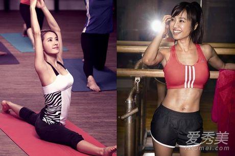 Nhan sac tre mai cua 'nu than Kim Ung' Duong Yen - Anh 6