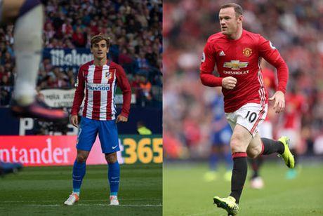DIEM TIN TOI (16.10): M.U dung 'bom tien' mua Griezmann thay Rooney - Anh 2