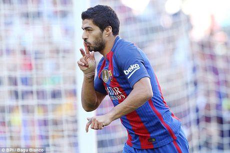 Lionel Messi gop vui de lap ky luc, Barcelona de dang de bep Deportivo - Anh 3