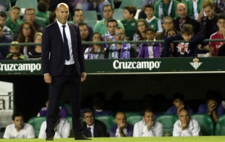 Zidane: Do la thong diep cua chung toi - Anh 1