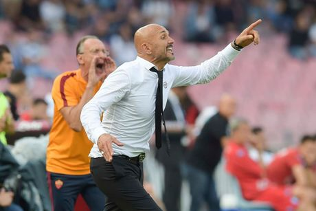 Spalletti tiet lo ly do Roma chien thang - Anh 1