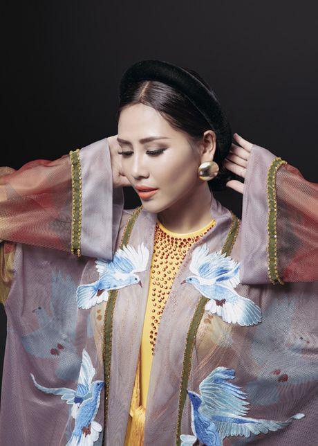 Ngam trang phuc dan toc cua Nguyen Loan tai Miss Grand International - Anh 4