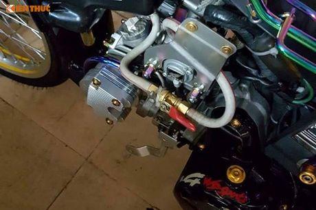 Honda Dream Thai 'do kieng' sieu manh tai Viet Nam - Anh 6