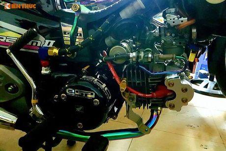 Honda Dream Thai 'do kieng' sieu manh tai Viet Nam - Anh 7