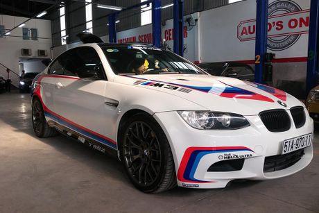 Dan choi Da Nang do tem dau cho sieu xe BMW i8 - Anh 4